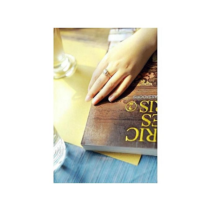 Commandez Eissely Bague Pour Femmes Elegance Fashion Wedding - 1PC à ... 5669fa945860