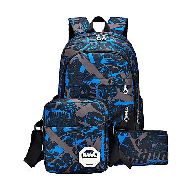 mode Singedan Shop imperméable oxford fabric sac à dos  BU à prix pas cher