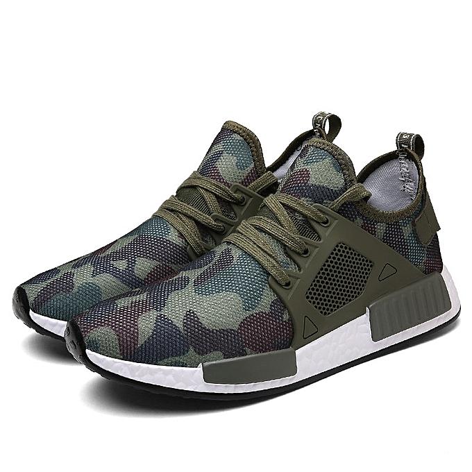 Autre Pour des hommes Camouflage engrener chaussures de plein air Sports chaussures à prix pas cher