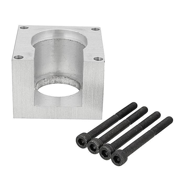 UNIVERSAL 1Set Nema23 57 Stepper Motor Aluminum Mount Clamp Bracket Plasma Cutter CNC Milling à prix pas cher