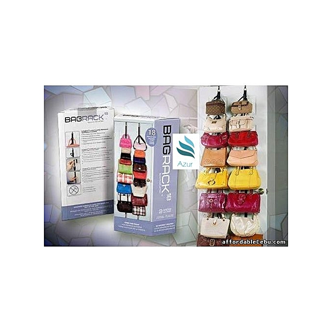 Porte sacs pour ranger vos sacs achat rangements jumia for Aide pour achat maison