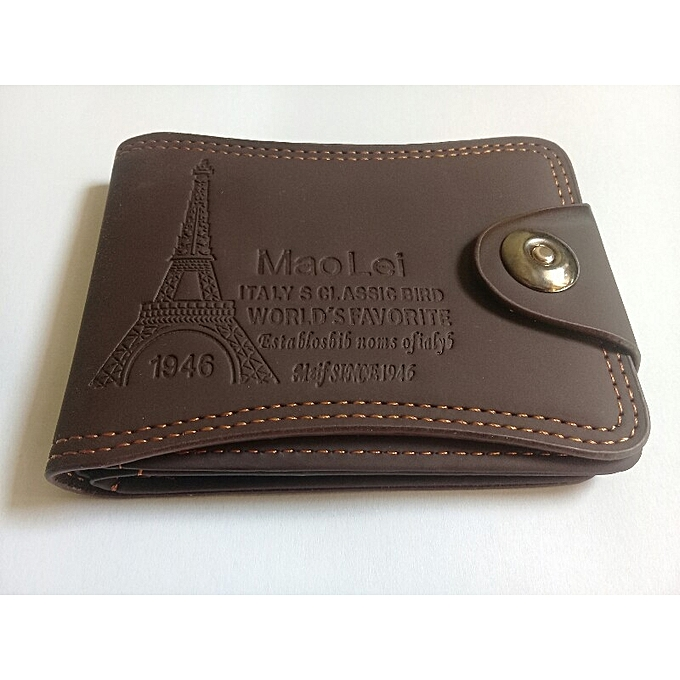 a1b655086 محفظة رجالية للبطائق والاوراق النقدية تصميم جديد للرجل المعاصر الأنيق حاملة  الاوراق النقدية والبطائق البنكية للجيب