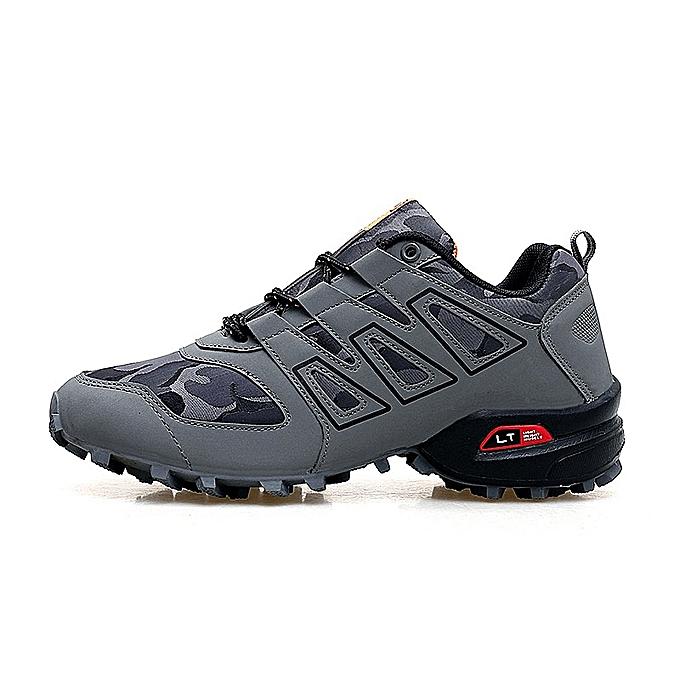 Autre Men's Outdoor Hiking chaussures Mesh Sports chaussures à prix pas cher