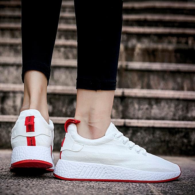 Générique Generic WoHommes  Mesh   Mesh  Shallow Mouth Cross Tied Casual Shoes Gym Shoes Skate Shoes A1 à prix pas cher  | Black Friday 2018 | Jumia Maroc 4c05cd