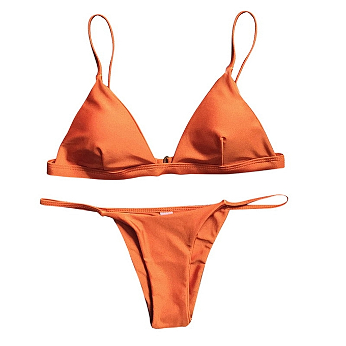Autre Bikini Set femmes Push-Up Padded Bra plage Micro Bikini maillot de bain maillot de bain Sexy femmes Bikini 2019 femme Biquini maillot de bain Wholesale JY-M( style 3) à prix pas cher