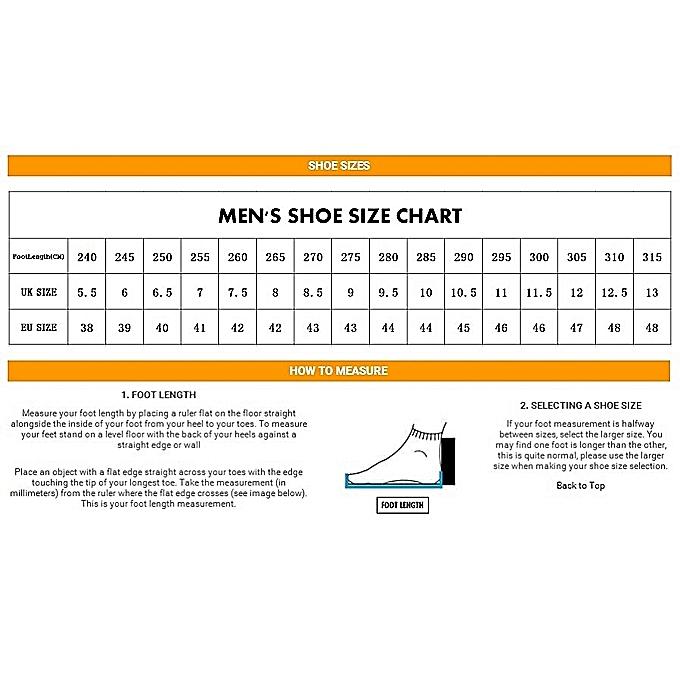 OEM Chaussures de sport pour hommes à prix pas Black cher  | Black pas Friday 2018 | Jumia Maroc 379912