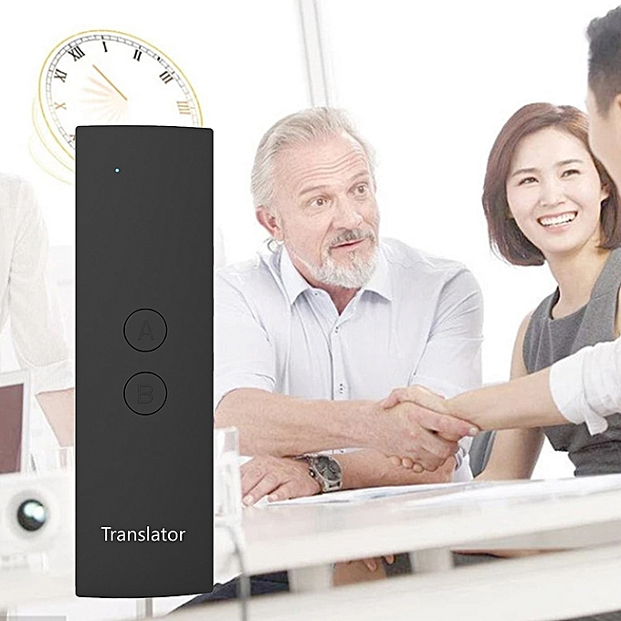 Other Learning Voice Translator Fast  Portable Simultaneous Real Time Accurate  Business Multi-language Travel WAAAA à prix pas cher