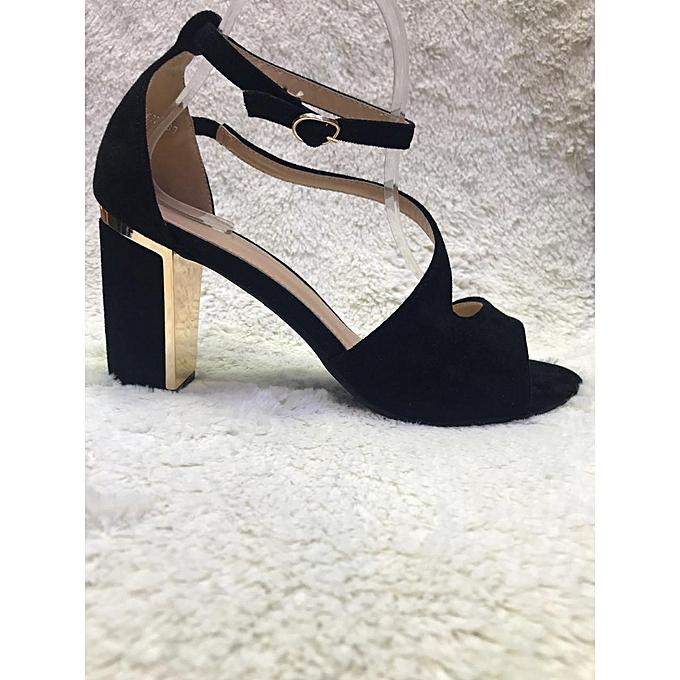 Sandales Classe Chic Talon Haut Femmes Et yYvfgb67