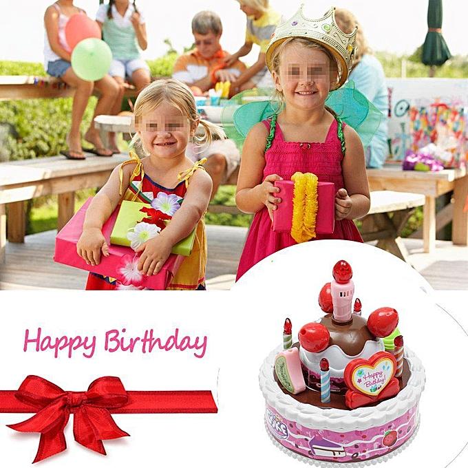Autre bougie jouet électrique gâteau d'anniversaire enfant électrique peut être soufflé à prix pas cher
