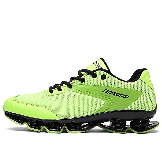 UNIVERSAL Hommes FonctionneHommest chaussures de plein air respirant Jogging Sport Blade Krasovki Walk paniers à prix pas cher