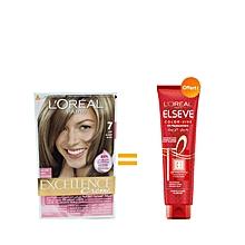 Coloration cheveux excellence 7