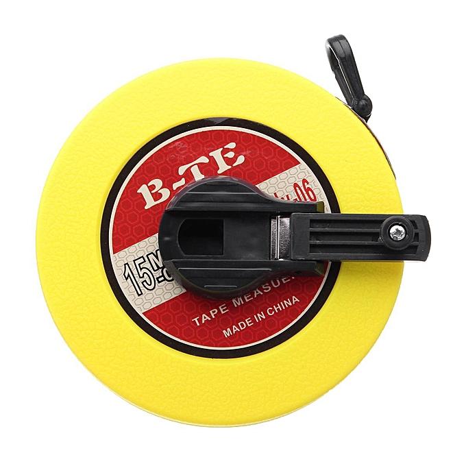 UNIVERSAL 15m Handheld Measure Tape Metric Ruler Measuring Pocket Tool à prix pas cher