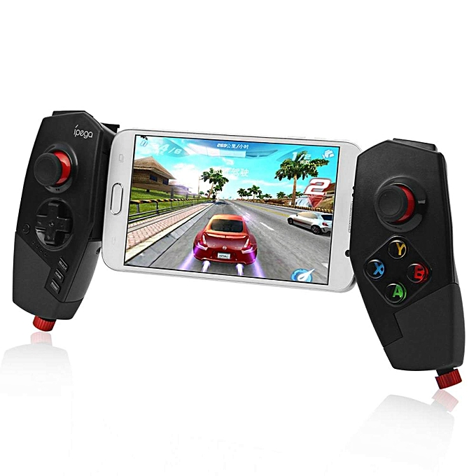 Other IPEGA PG-9055 rouge Spider Wireless bleutooth 3.0 Telescopic Gamepad Controller Joystick for Game Movie Music for 6.3 inch Pad LBQ à prix pas cher