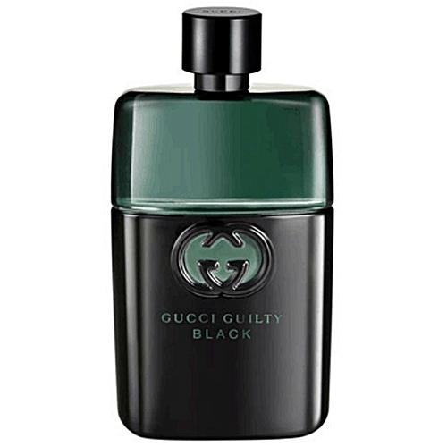 Gucci Gucci Guilty Black Pour Homme Eau De Toilette à Prix Pas Cher
