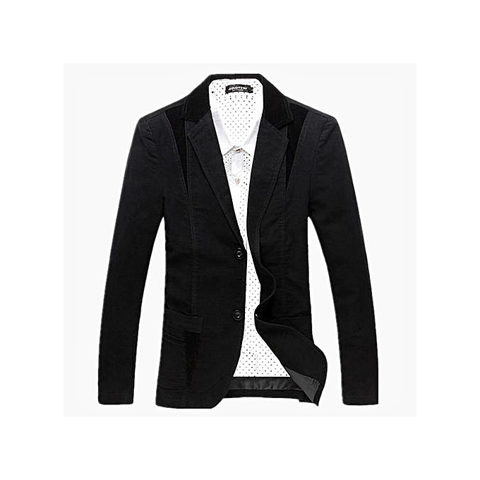 Clothing Spring Nice Men's Blazers New Casual Générique Jacket UWZSanW