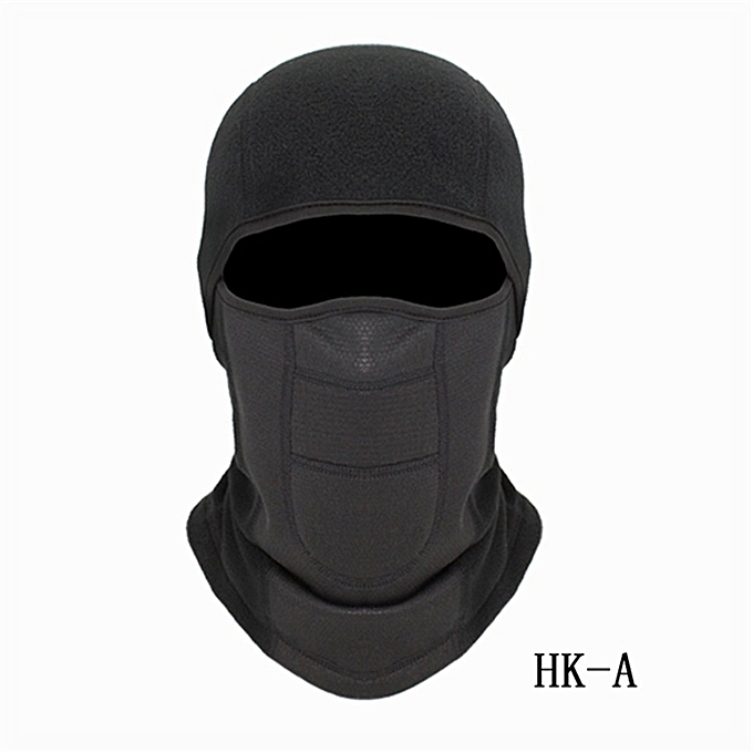 Generic Outdoor Sports Multi-function Windproof Cold Prougeection Face Mask Warm à prix pas cher