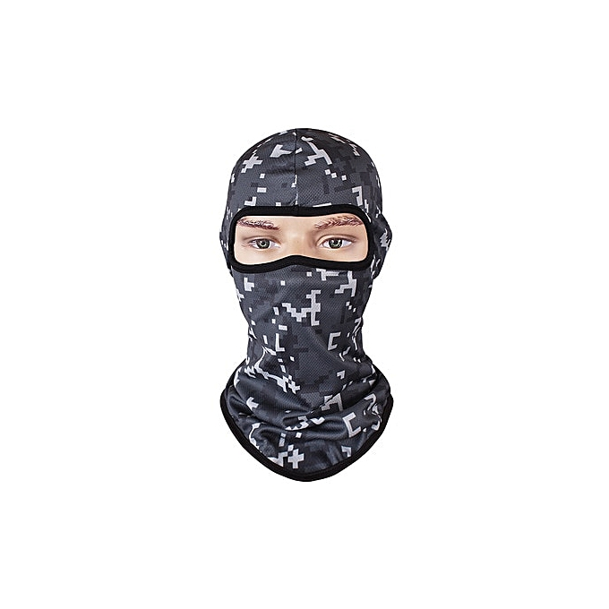 Autre POSSBAY Windproof Winter Motorcycle Face Mask Outdoor Man Woman Face Neck Guard Masks Cycling Ski Face Winter Moto Balaclavas( Style 3) à prix pas cher