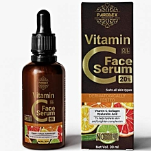 ea741d1ba Sérum vitamine C acide hyaluronique/ collagène Sérum liquide, Anti-âge  blanchissant huile d&