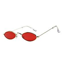 ff3e05bf6ac47 Eclipse Glasses Fashion Mens Womens Retro Small Oval Sunglasses Metal Frame  Shades Eyewear
