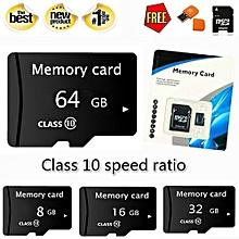 best service 206d3 ba67f Memory Card Class 10 64GB 128GB 256GB Micro SD Card