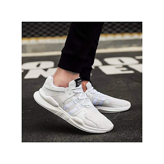 OEM New trend hommes chaussures wild sports casual hommes canvas chaussures-blanc à prix pas cher