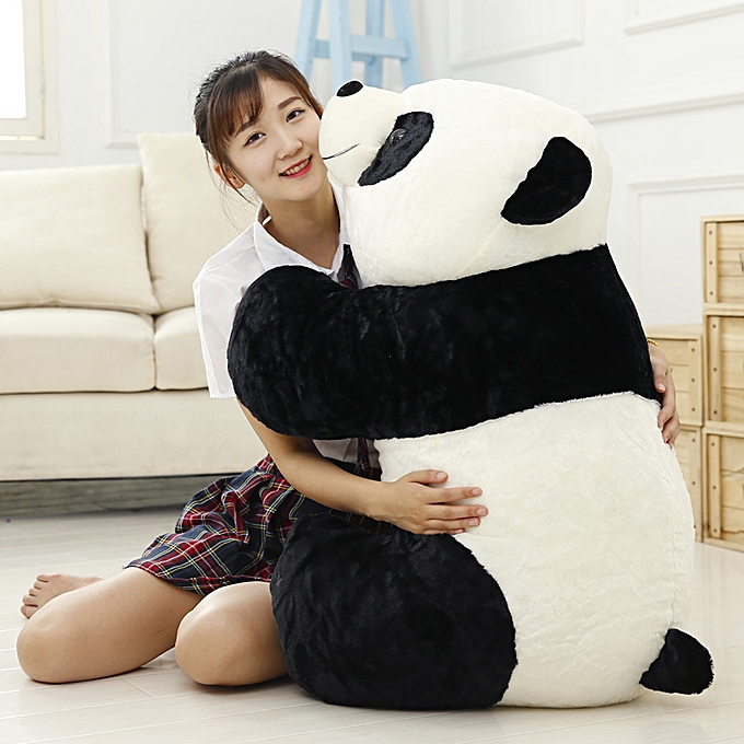 Autre Cute Baby Big Giant Panda Bear Plush Stuffed Animal Doll Animals Toy Pillow Cartoon Kawaii Dolls Girls Gifts Knuffels(panda) à prix pas cher
