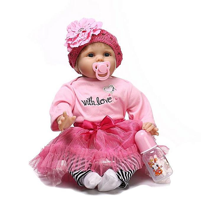 Autre Reborn Doll   poupée fait main à prix pas cher
