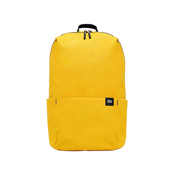 Other 2019 New Xiaomi Couleurful Mini Backpack Bag 8 Couleurs Level 4 waterproof 10L Capacity 165g Weight YKK Zip Outdoor mijia Smart Life(jaune) à prix pas cher