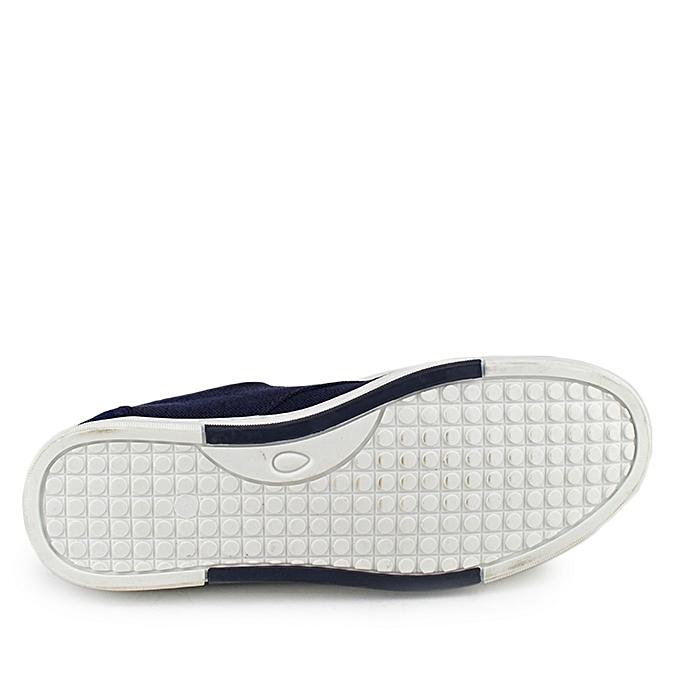 MEZZO Baskets Mezzo – Bleu marine marine marine à prix pas cher  | Jumia Maroc ee8334
