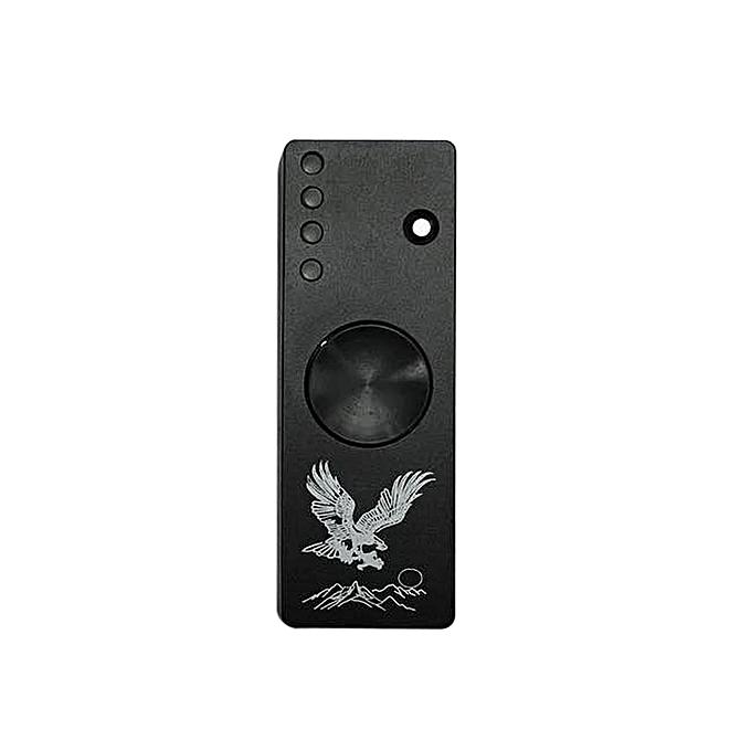 Sunshine USB Chargeur allume-cigare à main Spinner Spinner Spinner - noir à prix pas cher