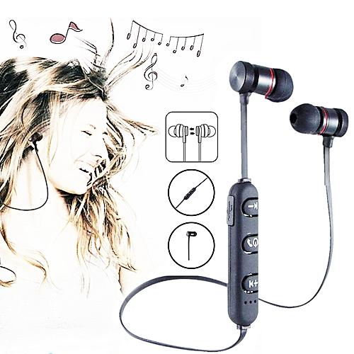Écouteurs sans fil Bluetooth XT-6,Écouteurs de sport,écouteur pour iPhone, 8dcfa594e1ca