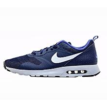 san francisco a1aab 1e3e2 Nike Men Air Max Tavas Running Shoes Navy 705149-408 RHK