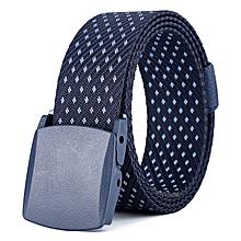 0151a0fc5e14 Ceinture en toile ceinture hypoallergénique en toile tissée ceinture pour  dames en plein air ceinture en