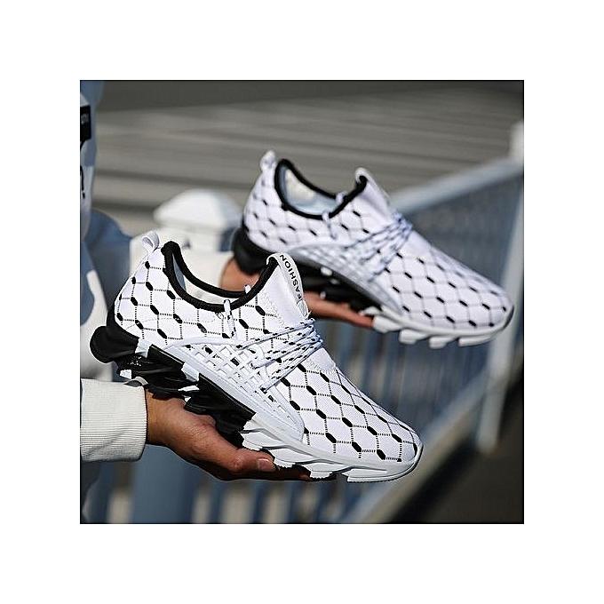 OEM Basket Men baskets Sports chaussures-blanc à prix pas cher