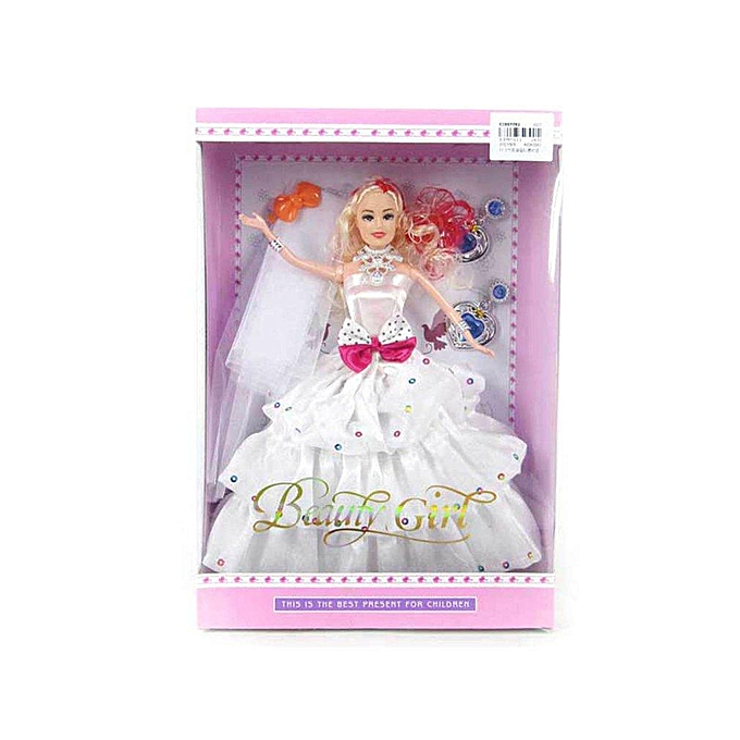 Autre UR 11.5 pouce poupée jouets corps solide habiller poupée princesse mariée poupée jouet CE097782 à prix pas cher
