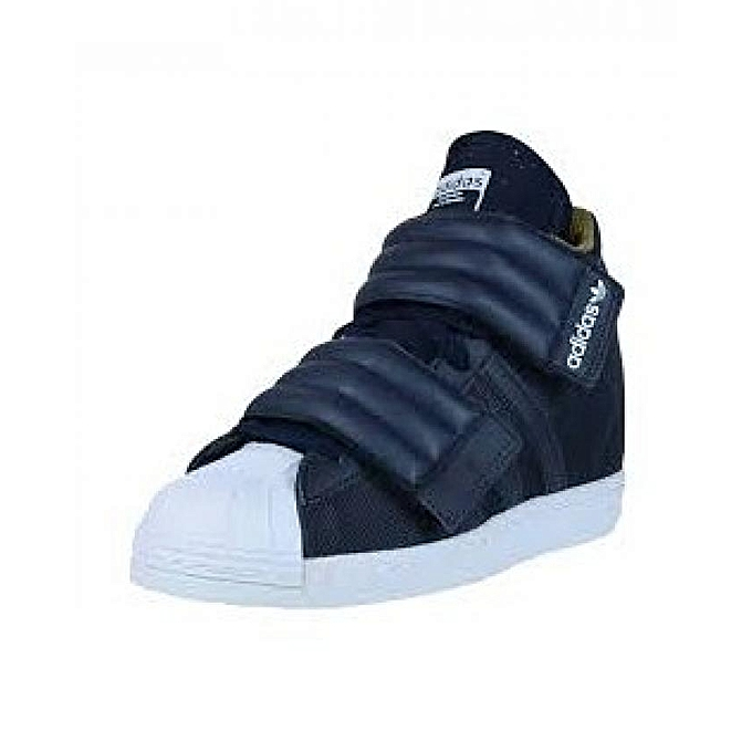 new concept 29752 0df89 Chaussures Femme adidas Superstar Up 2 Sangle
