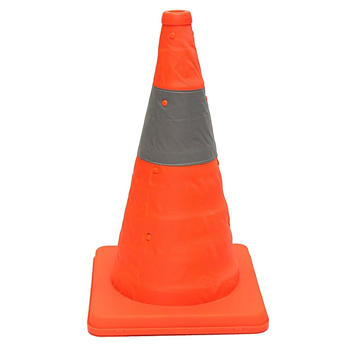 UNIVERSAL 40cm 16Inch Folding Collapsible Traffic Multi Purpose Pop up Reflective Safety Cone à prix pas cher