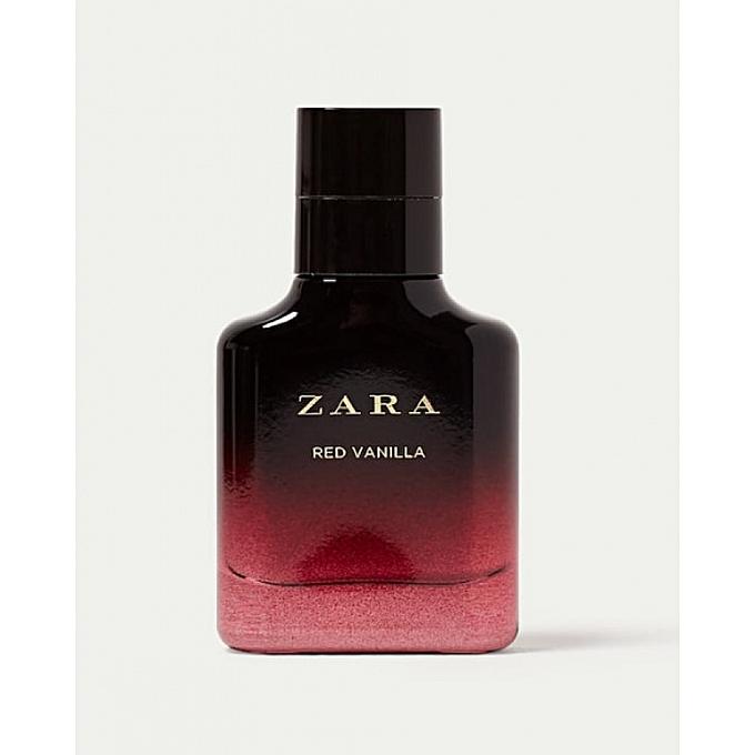 Zara De Vanilla 30ml Toilette Eau Red 4q3jLAR5c