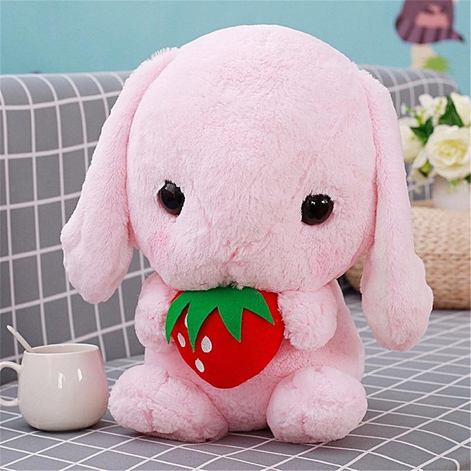 Generic Rabbit Plush Stuffed Animal 9 Inches Limited Edition. à prix pas cher