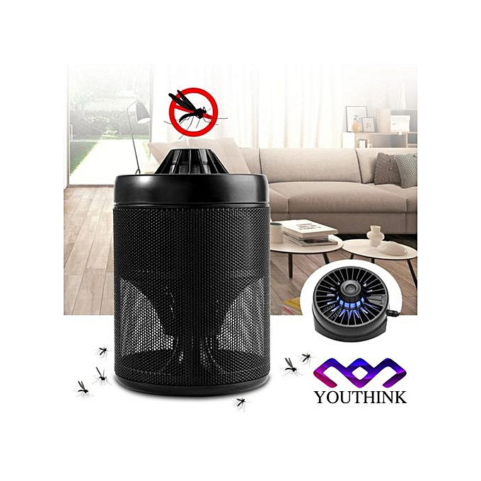 Other Portable Mini Electric USB Non-toxic LED Insect Killer Mosquito Trap 5W à prix pas cher