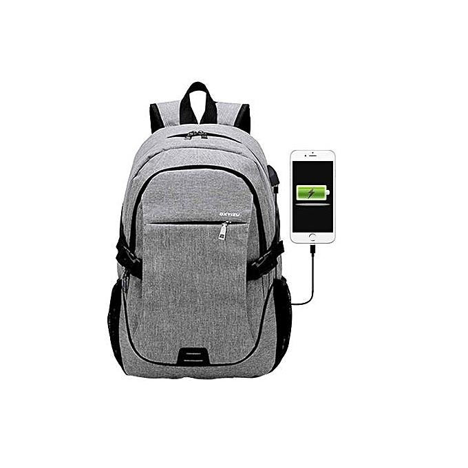 Fashion Hiamok Laptop Backpack For Men And femmes, femmes Bag à prix pas cher