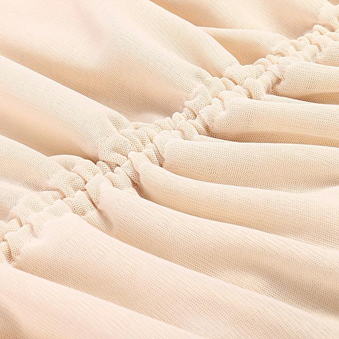 Generic Xiuxingzi Sexy Ladies Dress Net Tassel Long Sleeve Tight Party Dresses femmes à prix pas cher