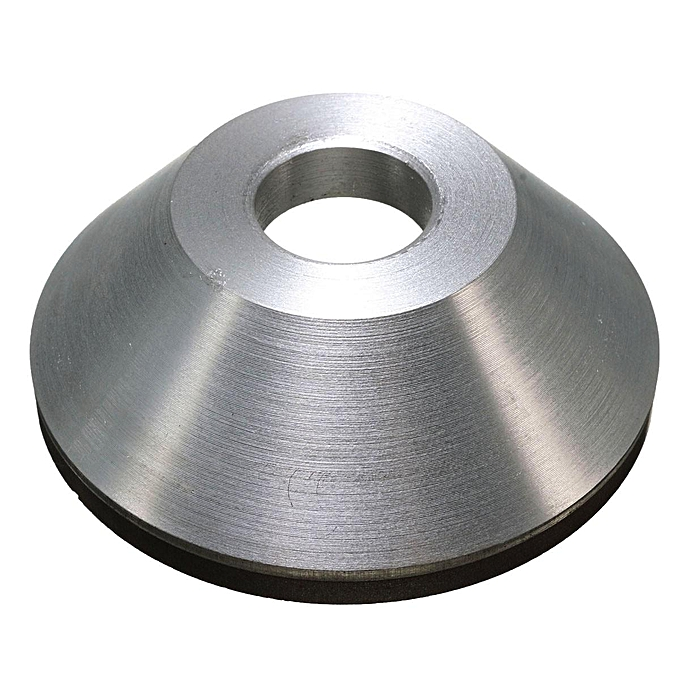 UNIVERSAL 75mm Diamond Grinding Wheel Cup 180 Grit Tool Cutter Grinder For Carbide Metal à prix pas cher