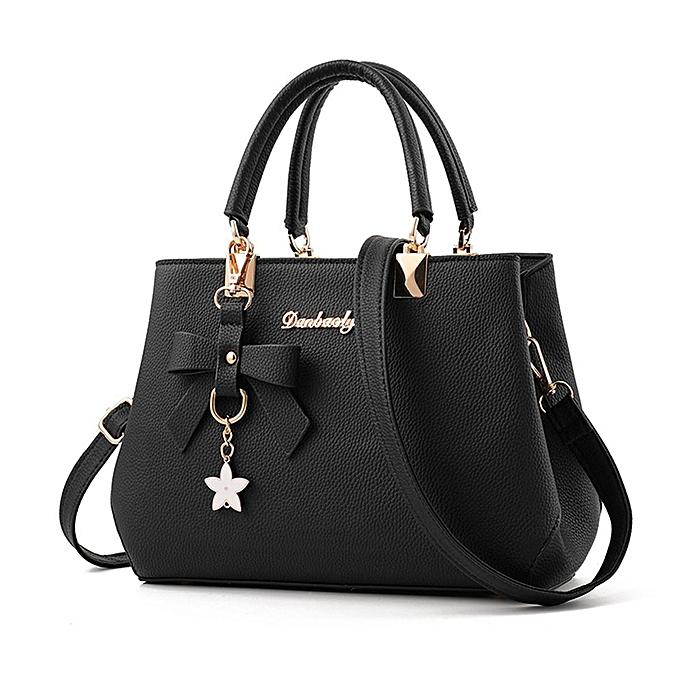 Fashion HOT femmes Lady Handbag Shoulder Bag Messenger Satchel Shoulder Crossbody  à prix pas cher