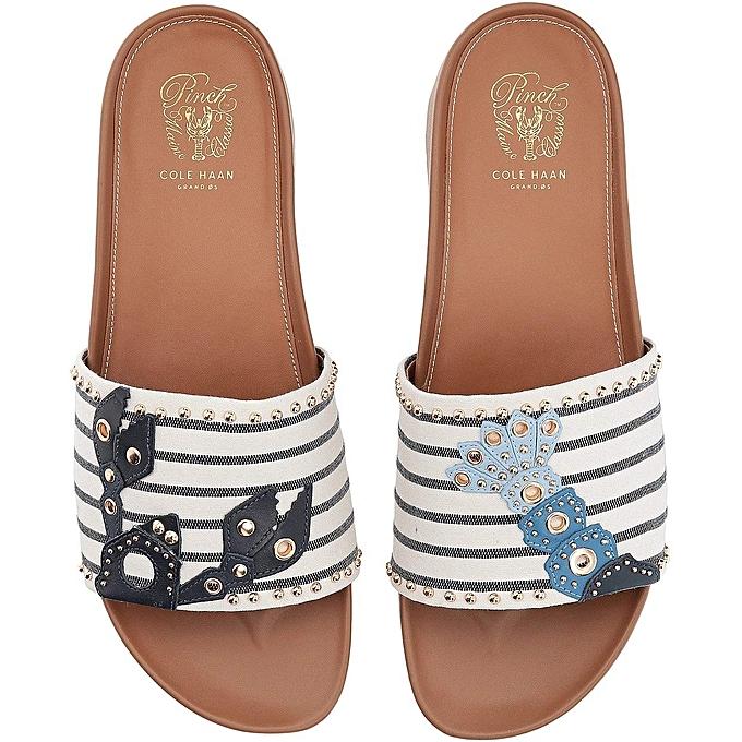 Cole Haan Cole Haan - Pinch Lobster Sandal femme Sandal - US Tailles à prix pas cher