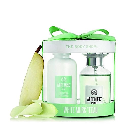 Ayr18 Small Leau Gift Musk 87190 White Yf76yvbg