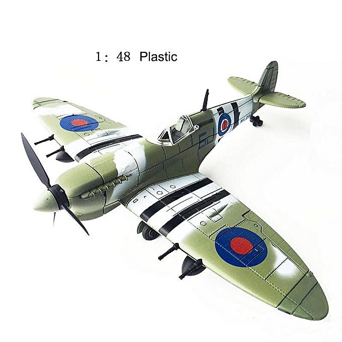 OEM 6 set British Jets Fighter Avion Avion Fun Modèle Jouet Puzzle Assemblée Cadeau à prix pas cher