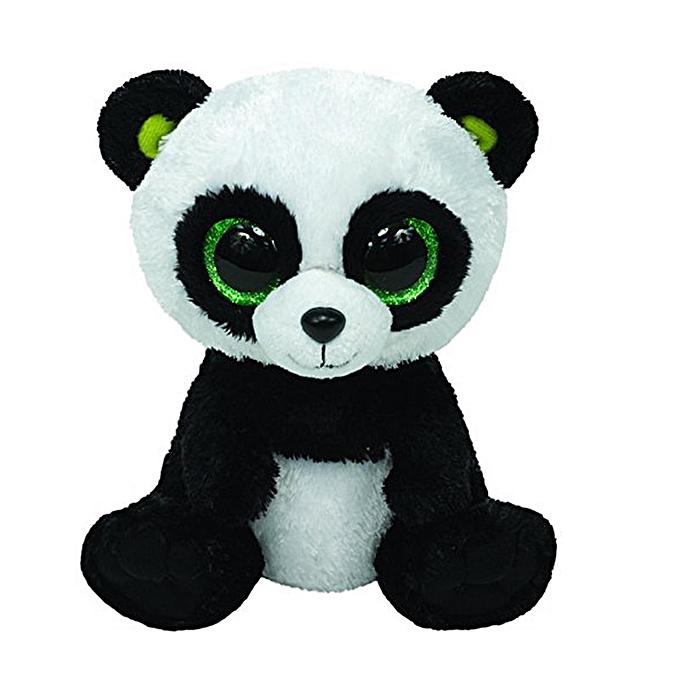 Autre Ty Beanie Boos Plush Animal Doll Bamboo the Panda Soft Stuffed Toys 6  15cm à prix pas cher