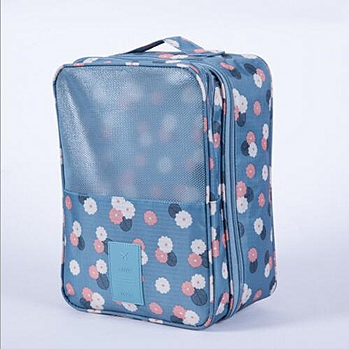 Other 2018 Packing Cubes sac On Wtalons Of Design And Couleur voyage To Receive chaussures sac Three Pairs Of chaussures Double A Package Boxes(1) à prix pas cher