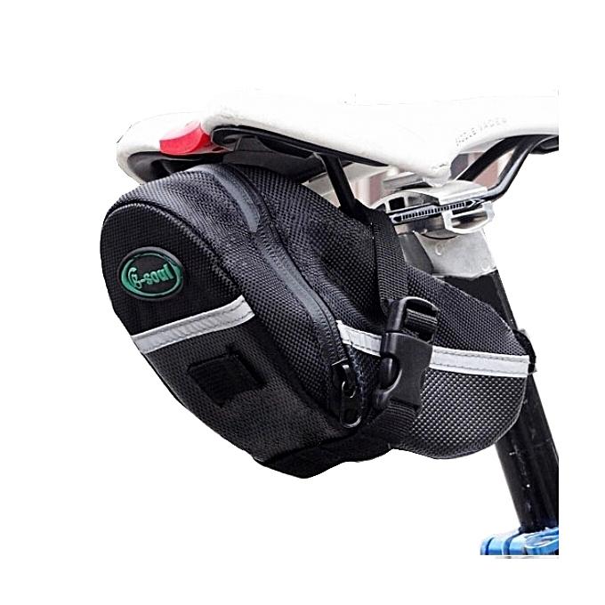 UNIVERSAL Cycling Sport Seat Pack Bike Rear Saddle Seat Post Bag Tail Pannier à prix pas cher